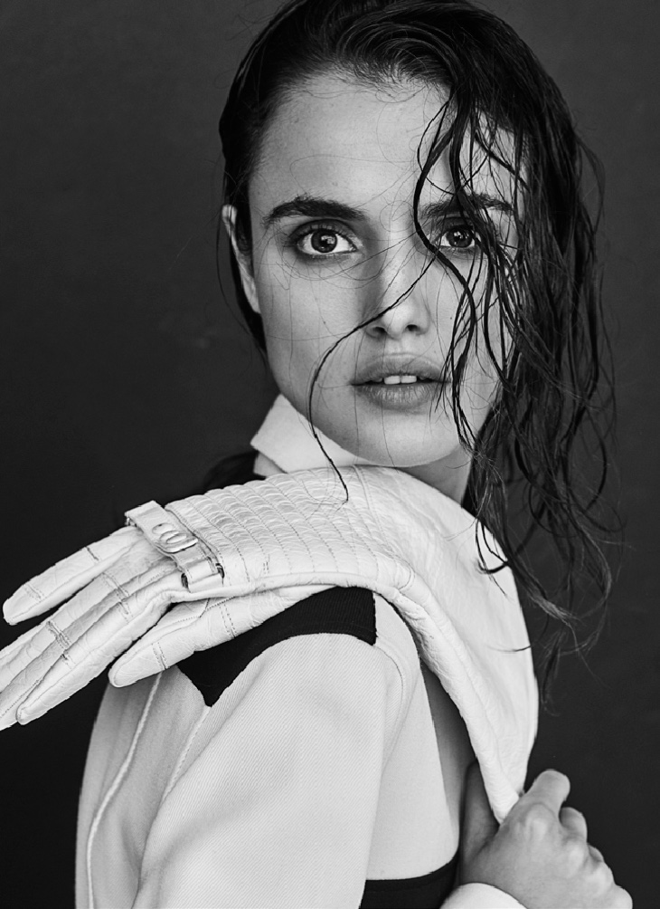 Blanca Padilla Graces the Pages of Issue Magazine