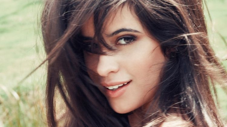 Camila Cabello Soaks Up the Sun for Marie Claire's Holiday Issue