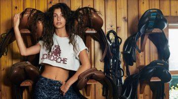 Camila Morrone stars in Jordache resort 2019 campaign