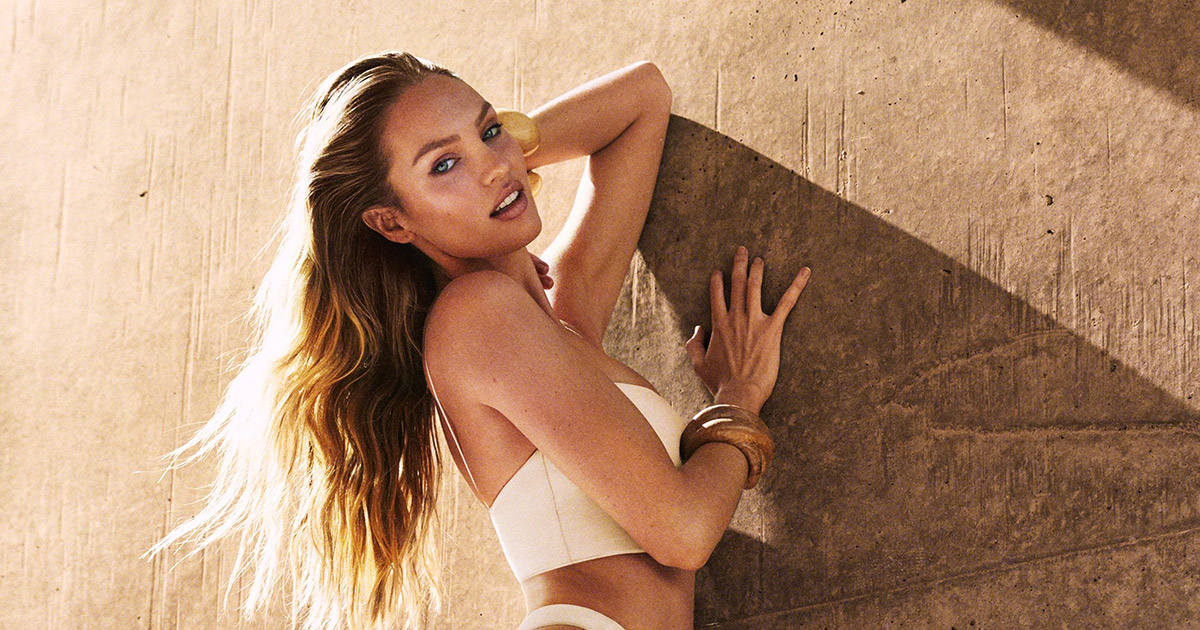Candice Swanepoel stars in Tropic of C resort 2019 campaign