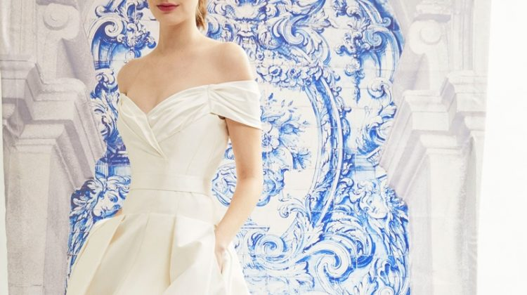 Carolina Herrera Bridal's Fall 2019 Collection is Beyond Chic