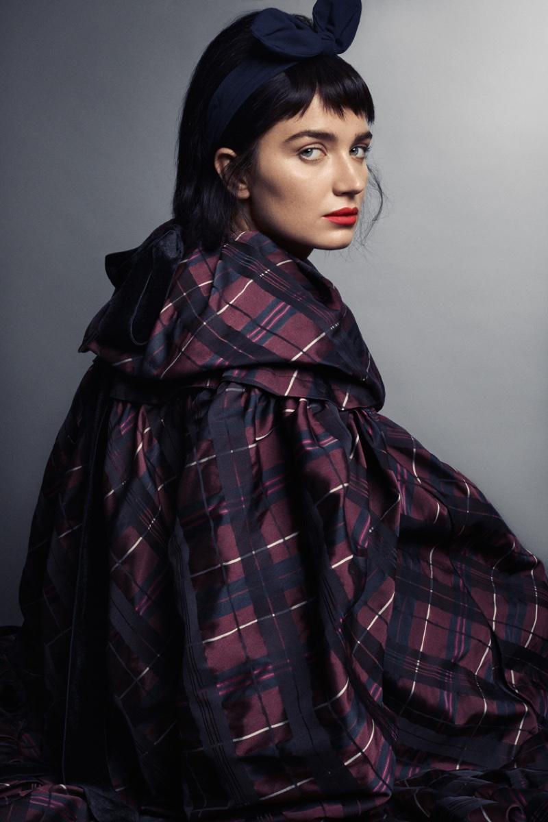 Eve Hewson wears Marc Jacobs dress