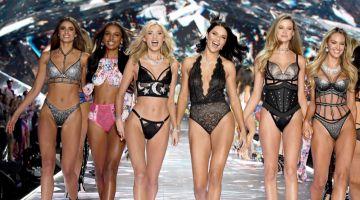 Adriana! Gigi! Behati! See the 2018 Victoria's Secret Fashion Show
