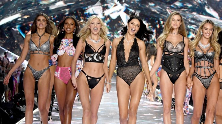 Adriana! Gigi! Behati! See the 2018 Victoria's Secret Fashion Show