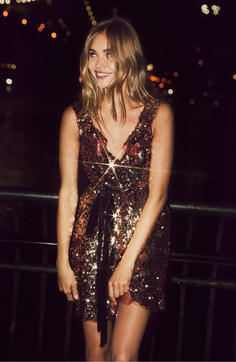 Free People holiday winter style guide