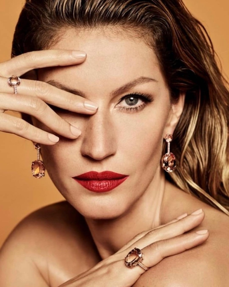Vivara enlists Gisele Bundchen for its Christmas 2018 campaign