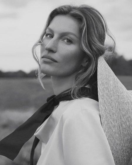 Gisele Bundchen Goes Back to Nature for Vogue Brazil