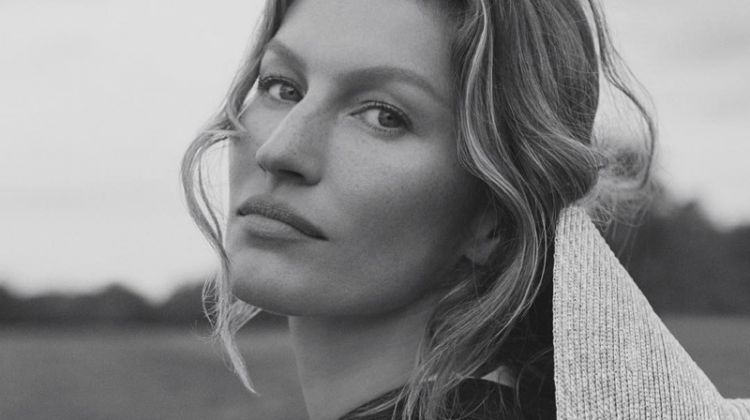 Gisele Bundchen Goes Back to Nature for Vogue Brazil