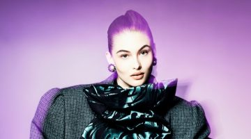 Grace Elizabeth Embraces Power Dressing for Vogue China