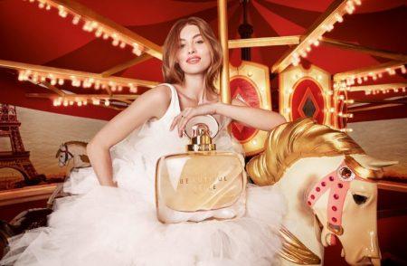 Estee Lauder Beautiful Belle Eau de Parfum campaign