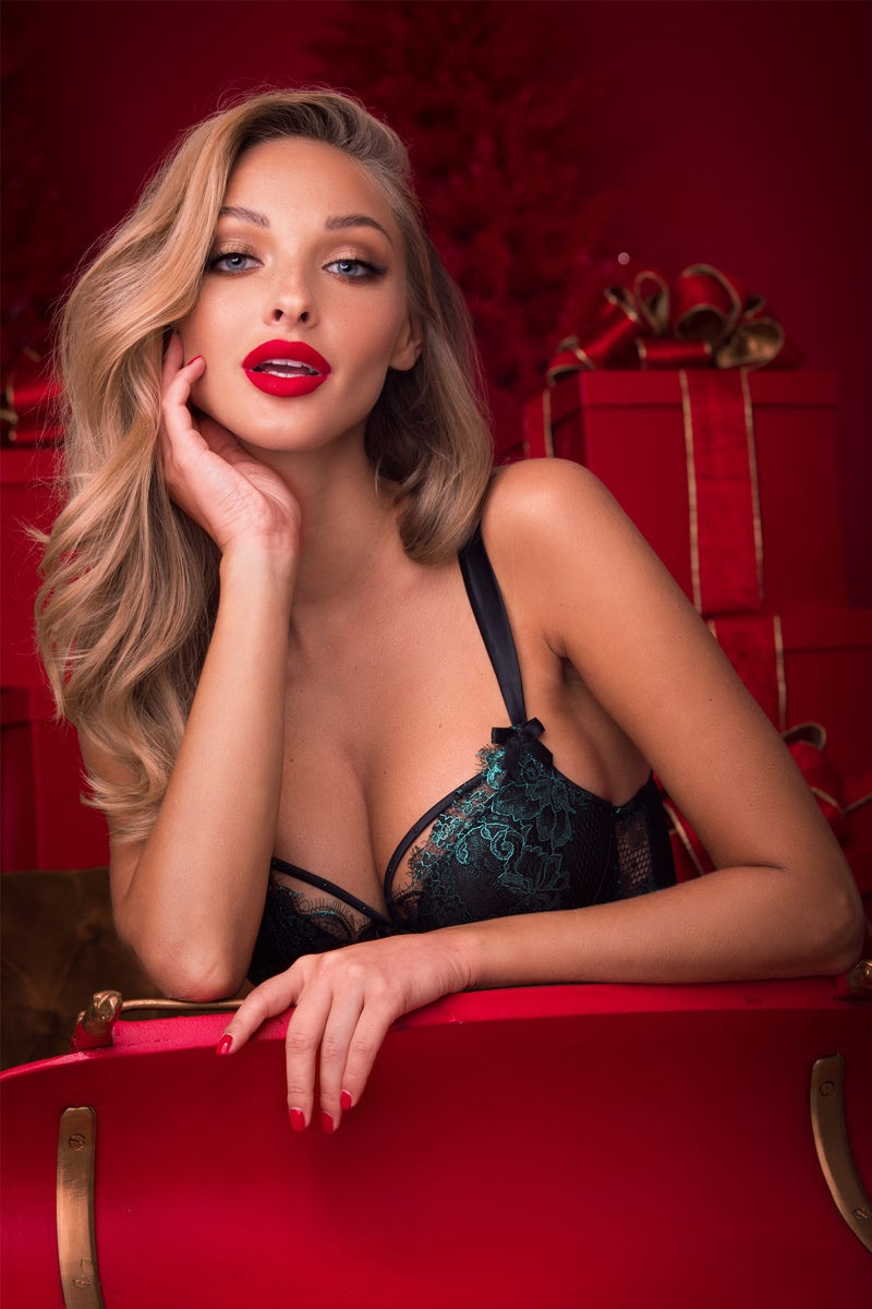 Honey Birdette heats up Christmas with Holiday 2018 campaign