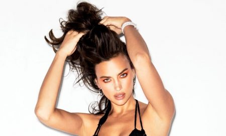 Irina Shayk, Candice Swanepoel Look Sultry Glam in V Magazine