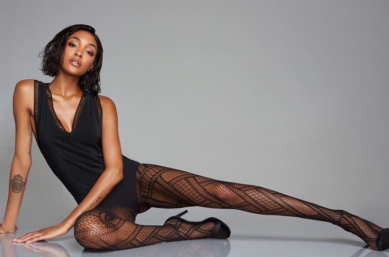 Jourdan Dunn is the New Face (and Legs) of Calzedonia