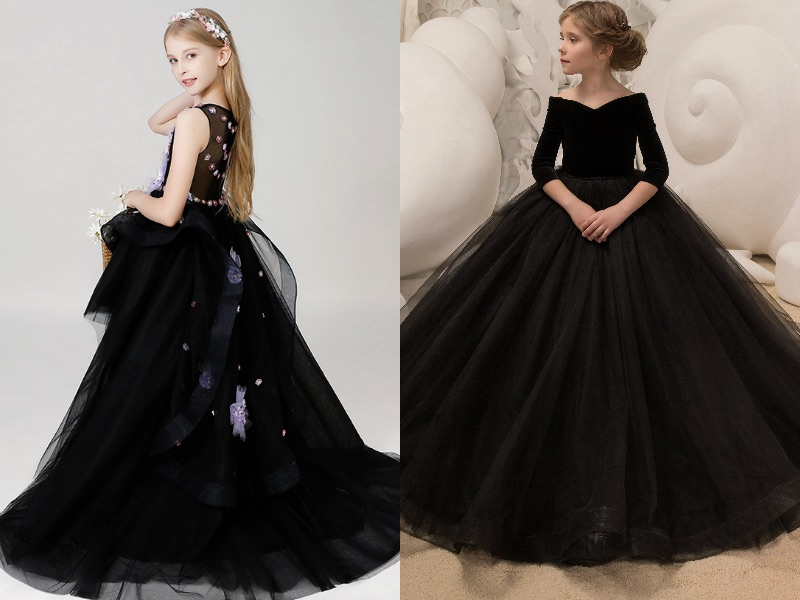 Little Girl Prom Dresses