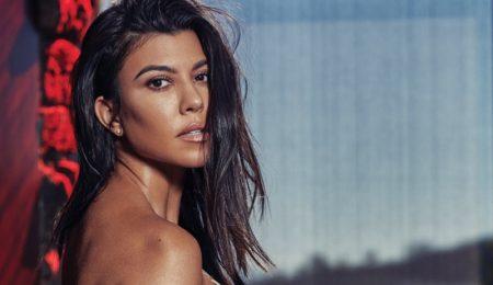Kourtney Kardashian Looks Smokin' Hot in GQ Mexico