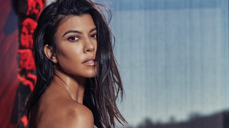 Kourtney Kardashian Looks Smokin' Hot in GQ Mexico