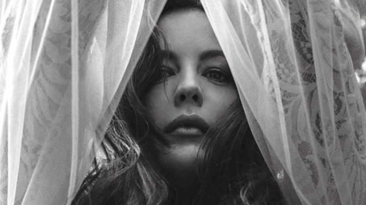 Liv Tyler Enchants for the Pages of Oyster Magazine