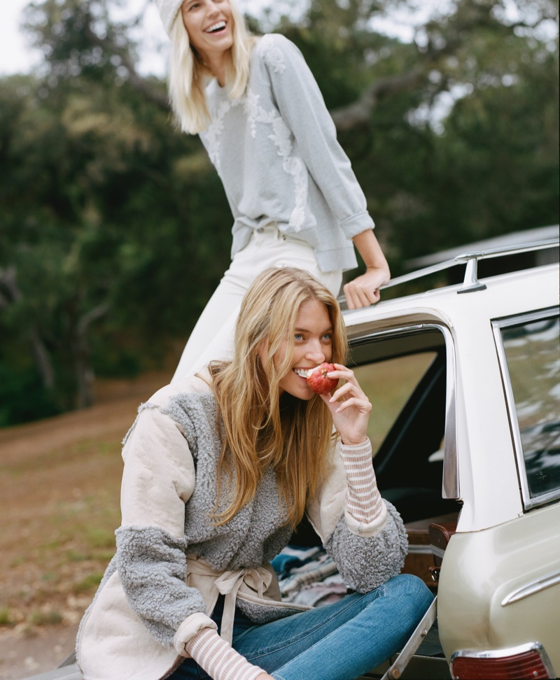 Lucky Brand launches Holiday 2018 campaign