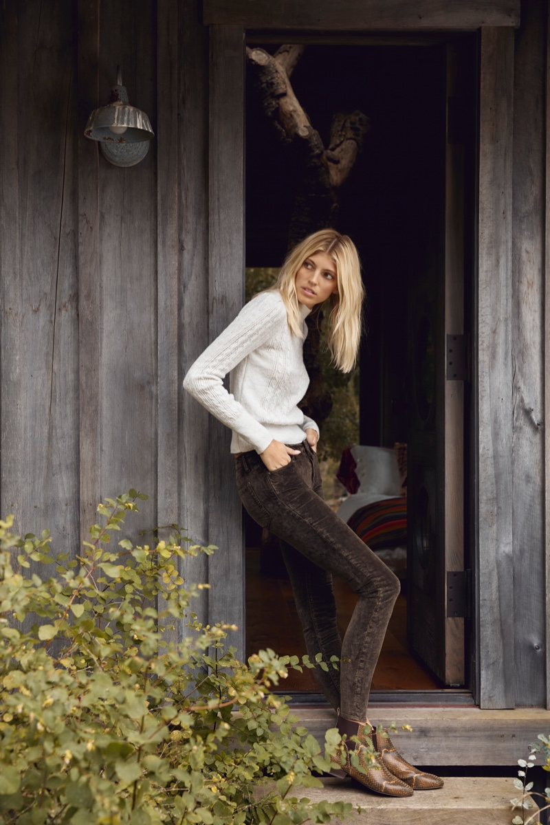 Lucky Brand sets Holiday 2018 campaign in California
