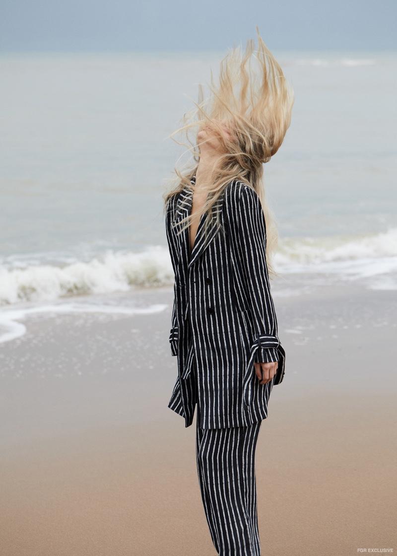 Kelly Love Jacket and Pants. Photo: Daniel Graham Hack