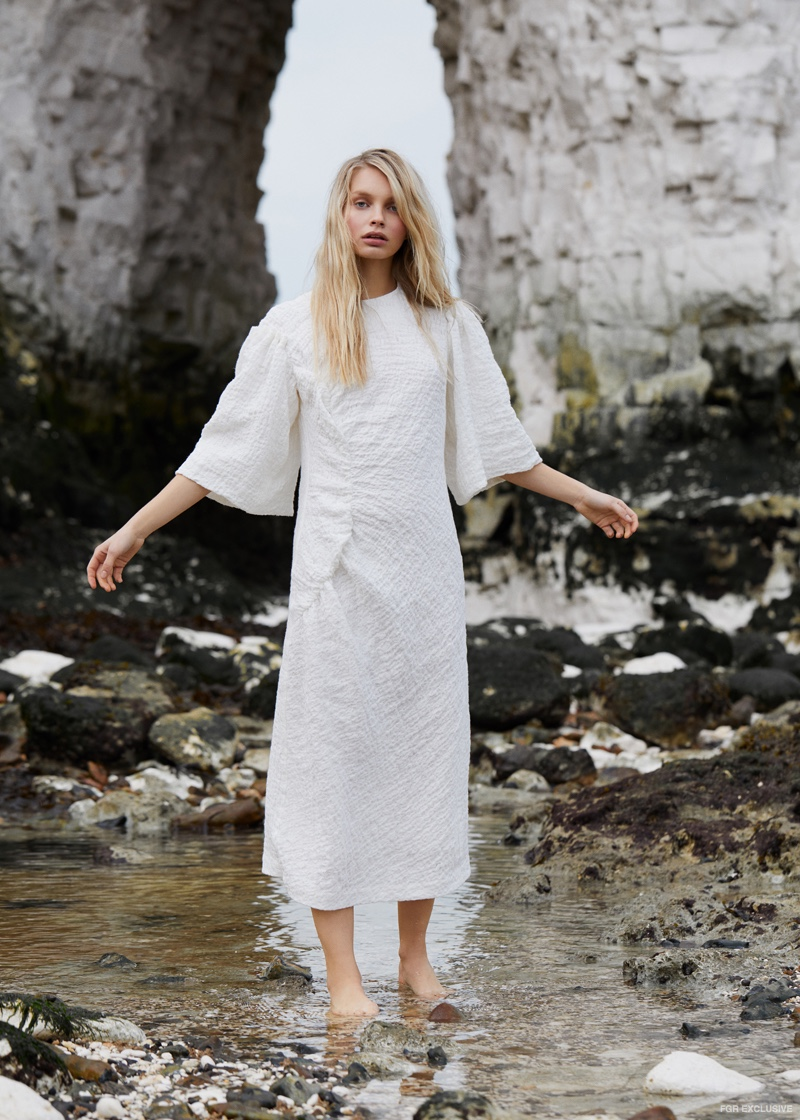 Exclusive: Maria Zachariassen by Daniel Graham Hack in 'Kingsgate Bay'