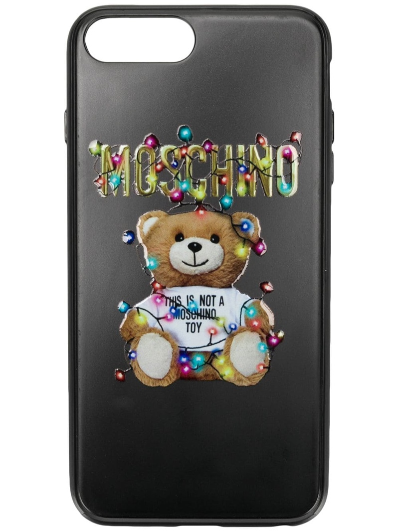 Moschino Toy Print iPhone Case $85