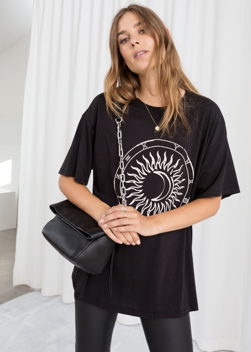 & Other Stories Graphic Print T-Shirt $39