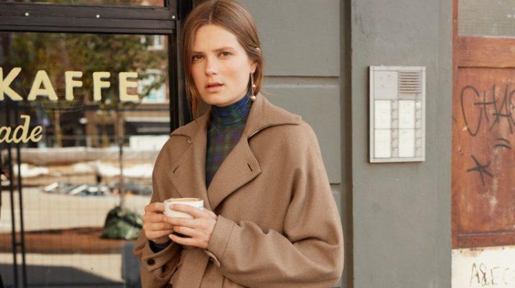 & Other Stories women's wool coats