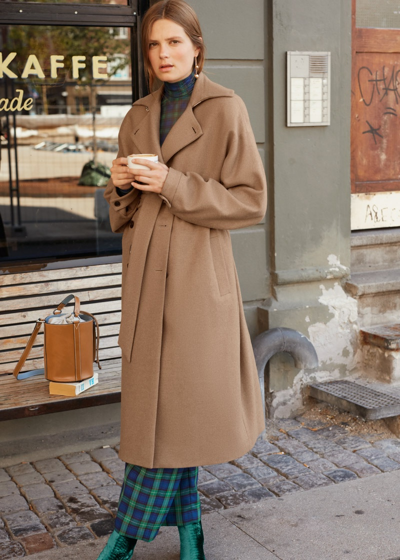 & Other Stories' Wool Coats Are Perfect for Cold Weather Season