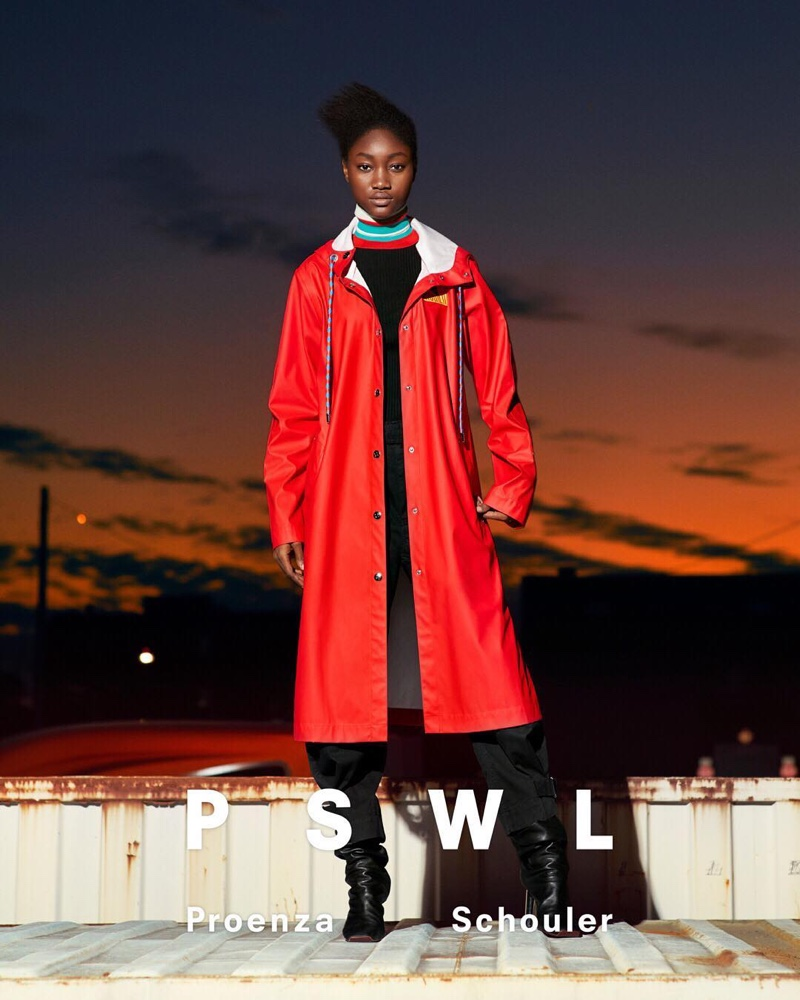 PSWL Proenza Schouler launches spring-summer 2019 campaign