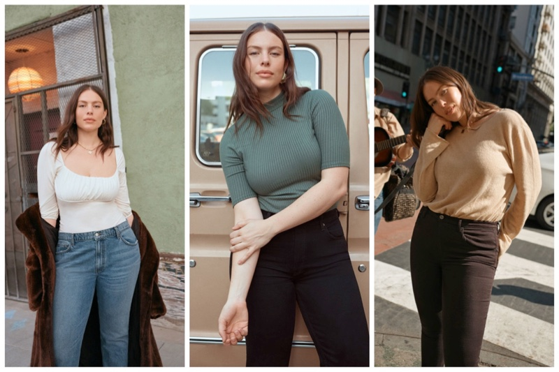 No Body Left Behind: Reformation Launches Jeans in Extended Sizes