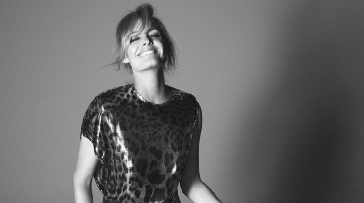 Saint Laurent taps Amber Valletta for its spring 2019 campaign
