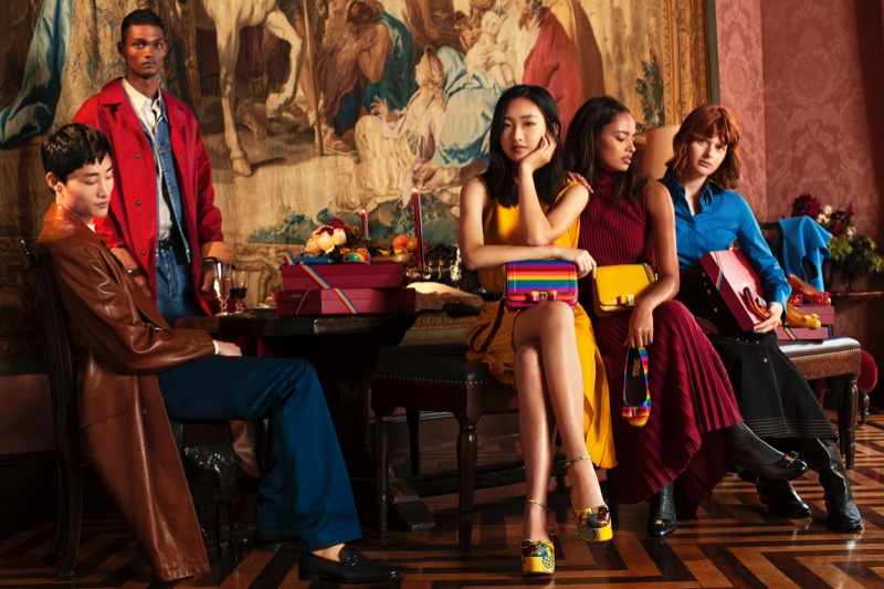 Salvatore Ferragamo unveils Patchwork Of Characters Holiday 2018 campaign