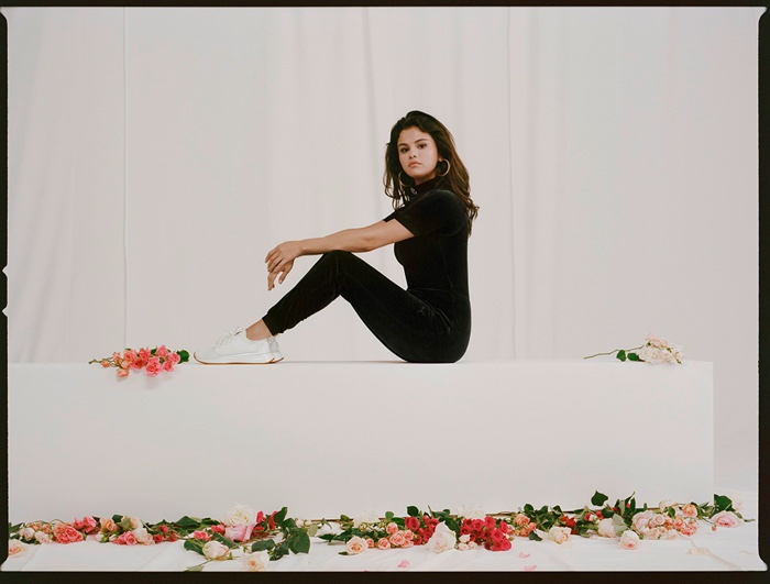 f1256bbb0d1a86 Selena Gomez stars in SG x PUMA Strong Girl campaign