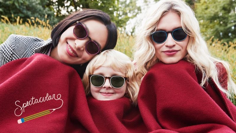 Warby Parker Holiday 2019 glasses