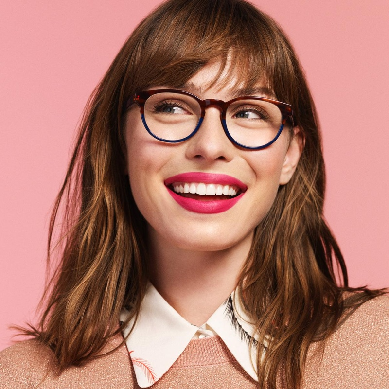 Get Festive in Warby Parker's Holiday Glasses