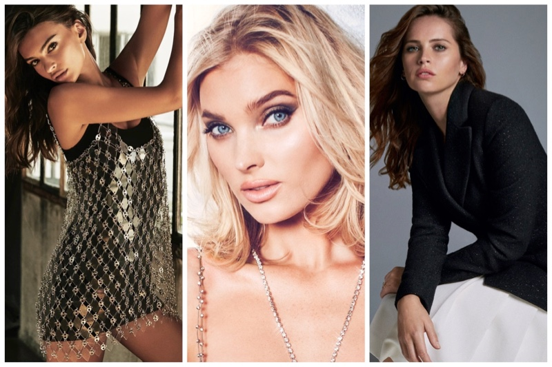 Week in Review   Emily Ratajkowski's New Cover, VS Fashion Show, Felicity Jones Covers S Mag + More