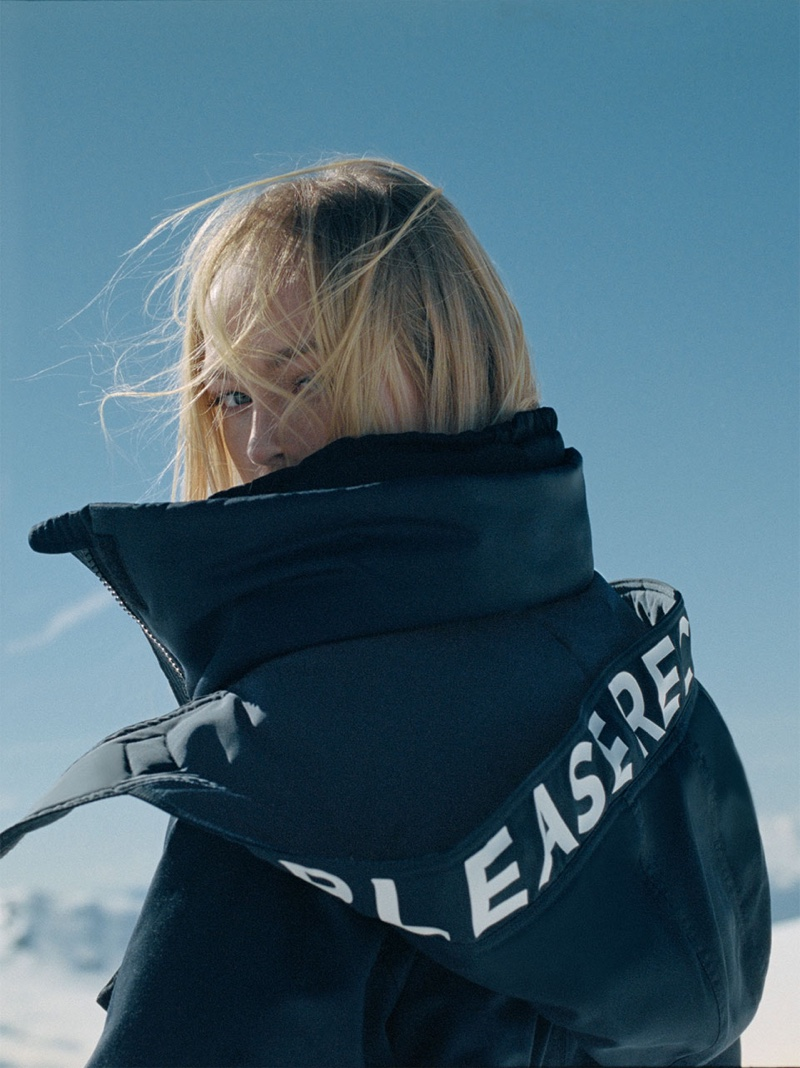 Zara spotlights sustainable outwear with its Join Life x TRF collection