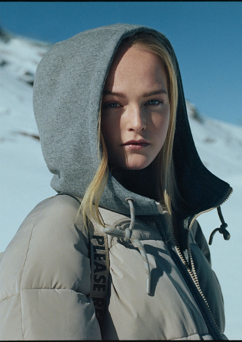 Recycled styles stand out in Zara Join Life x TRF outerwear collection