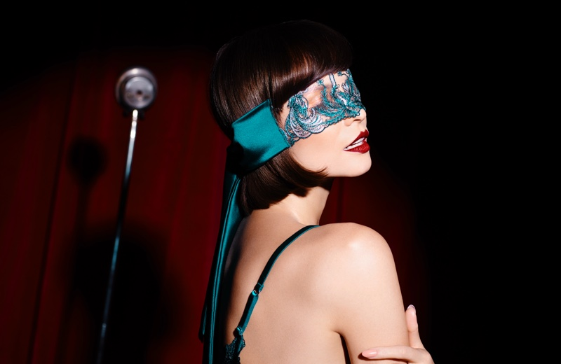 Lingerie brand Coco de Mer unveils V&A collaboration. Photo: Rankin