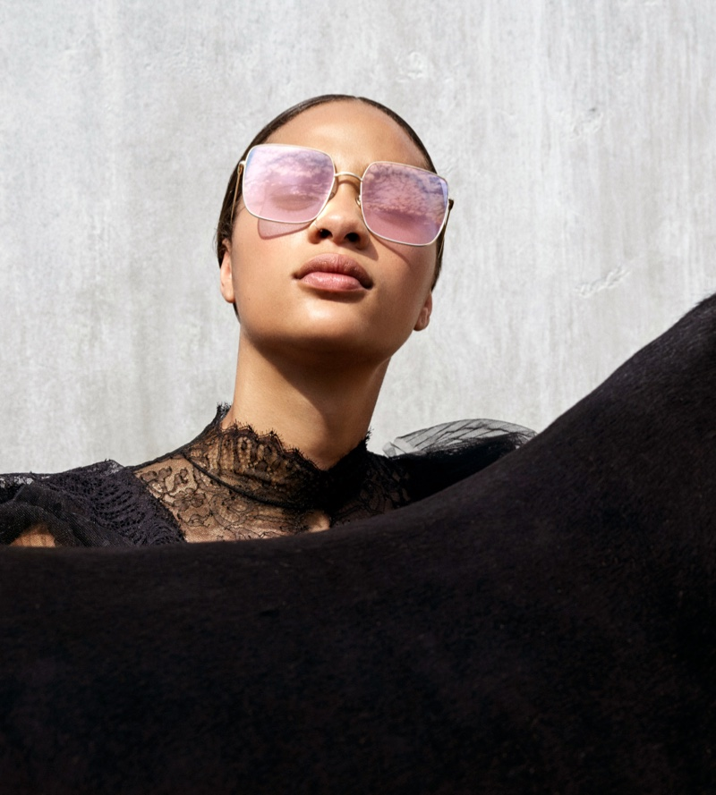 Dior features Stellaire sunglasses in cruise 2019 campaign