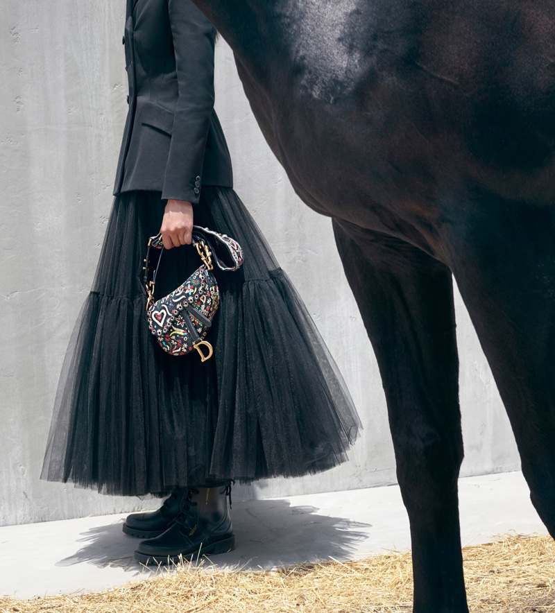 Dior cruise 2019 advertising campaign