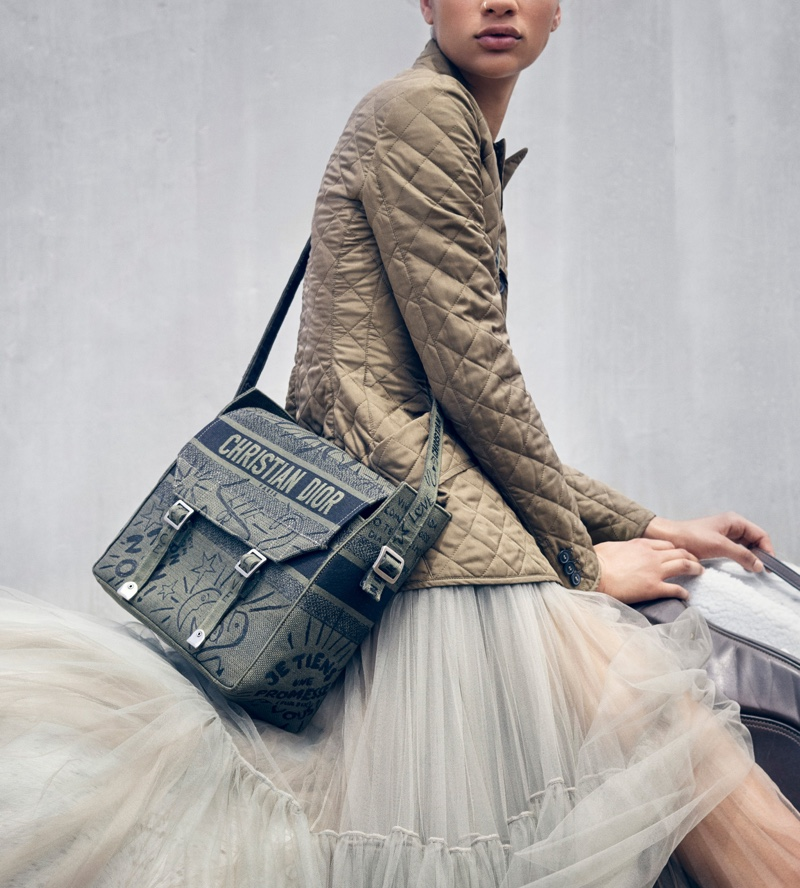 Diorcamp bag from the cruise 2019 collection