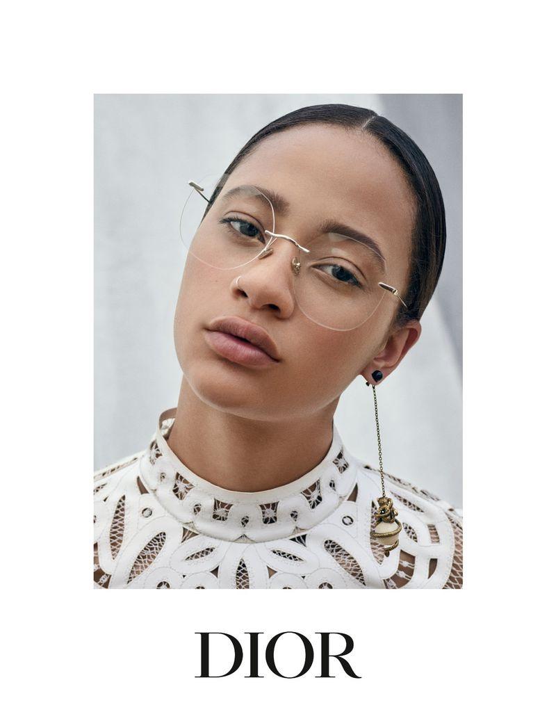 Dior Eyewear unveils cruise 2019 campaign