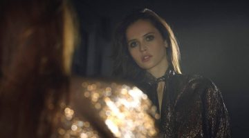 Felicity Jones Gets Glam in PORTER Edit Cover Story