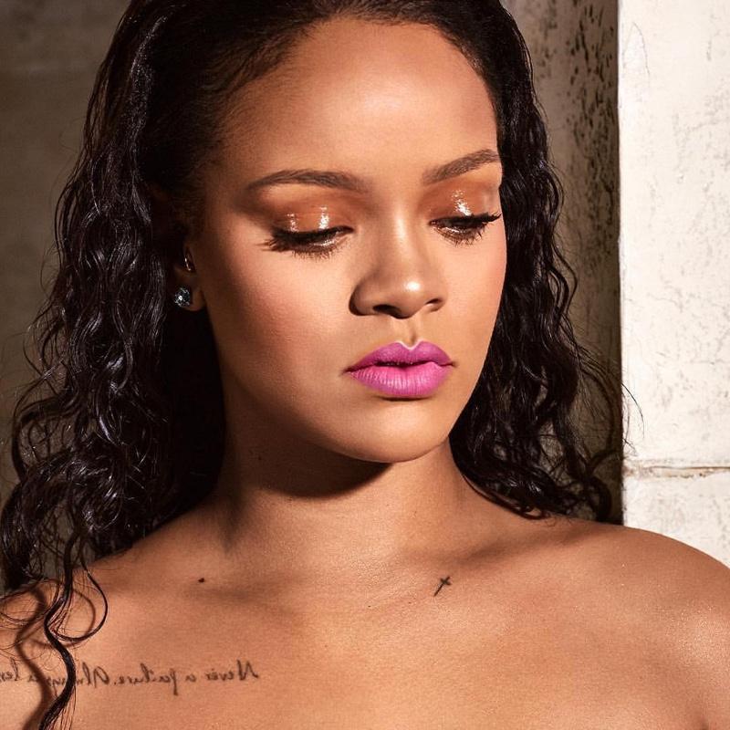 Fenty Beauty Ballerina Blackout Mattemoiselle lipstick