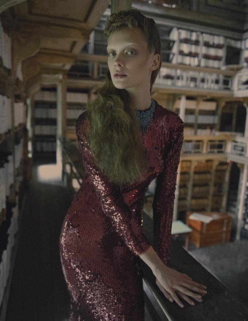 Francesco Vincenti Captures 'The Captive Dreamers' for Numero Russia