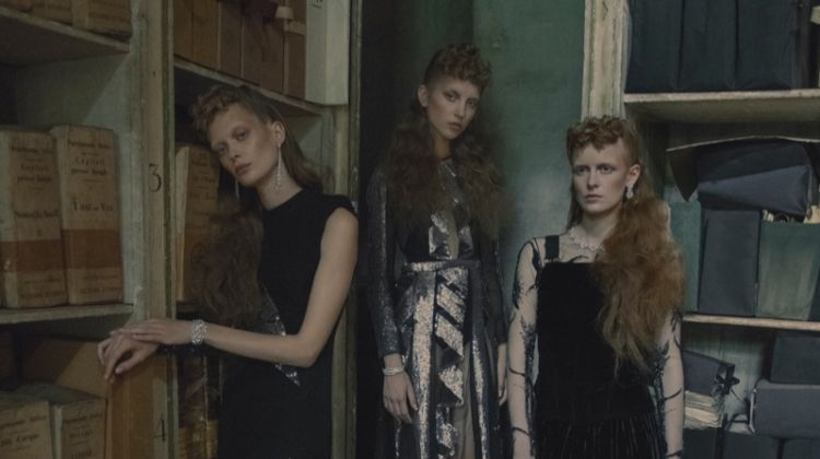 Francesco Vincenti Captures 'The Captive Dreamers' for Numero Russia