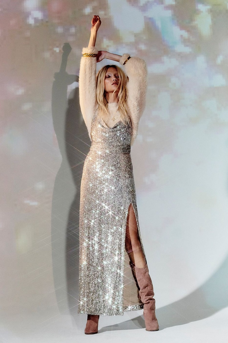 Winter Wishes: Turn Up the Shine Factor With Free People