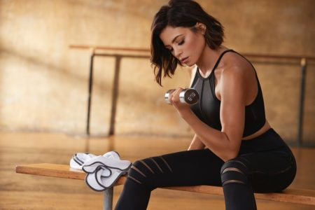 Jenna Dewan Teams Up with Danskin On Athlesiure Styles